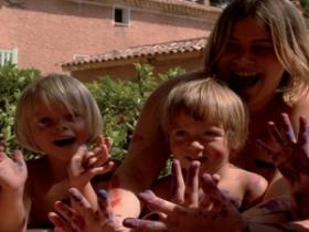 Kids'Kingdom 7-12-year-olds - Naturist campsite Belezy, South of France