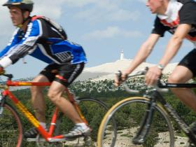 Tour de France - Mont Ventoux
