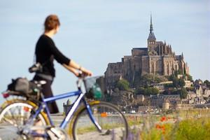 Motorhome holidays in Brittany - Mont Saint Michel