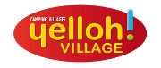 campsite label yelloh village