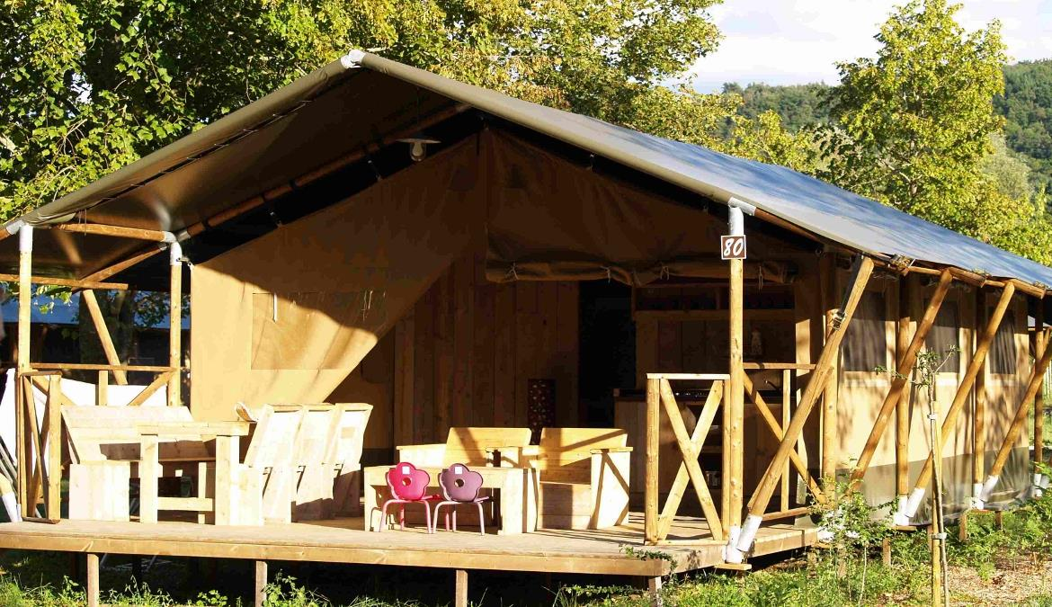 Discounts on holiday breaks at naturist campsites!