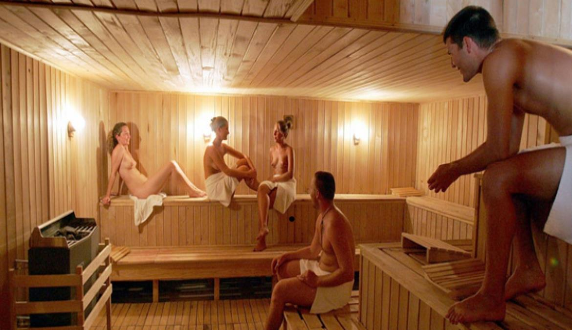 Relax at your naturist campsite's spa!