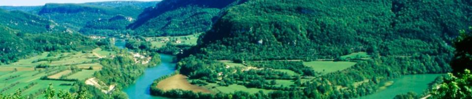 Campsite near the Bugey - Campsite in the ain