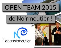 Programme de l'Open Team - camping terroir
