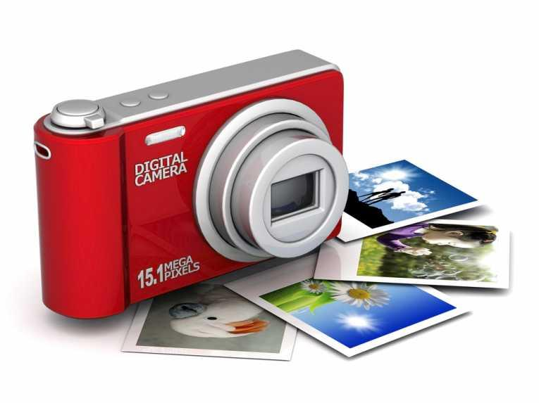 A digital camera per month!