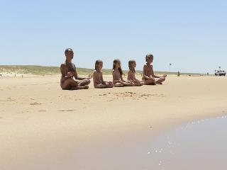 The benefits of naturism