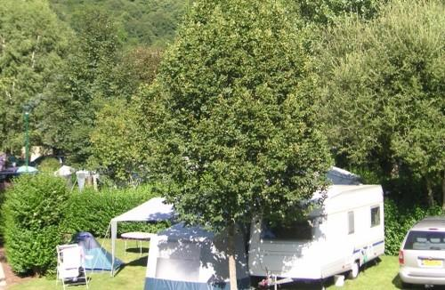 Natuurcamping in de Cantal op Camping Direct