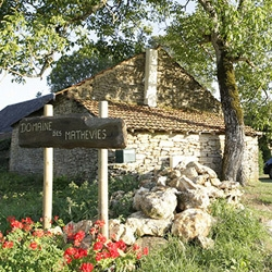 Camping Domaine des Mathevies